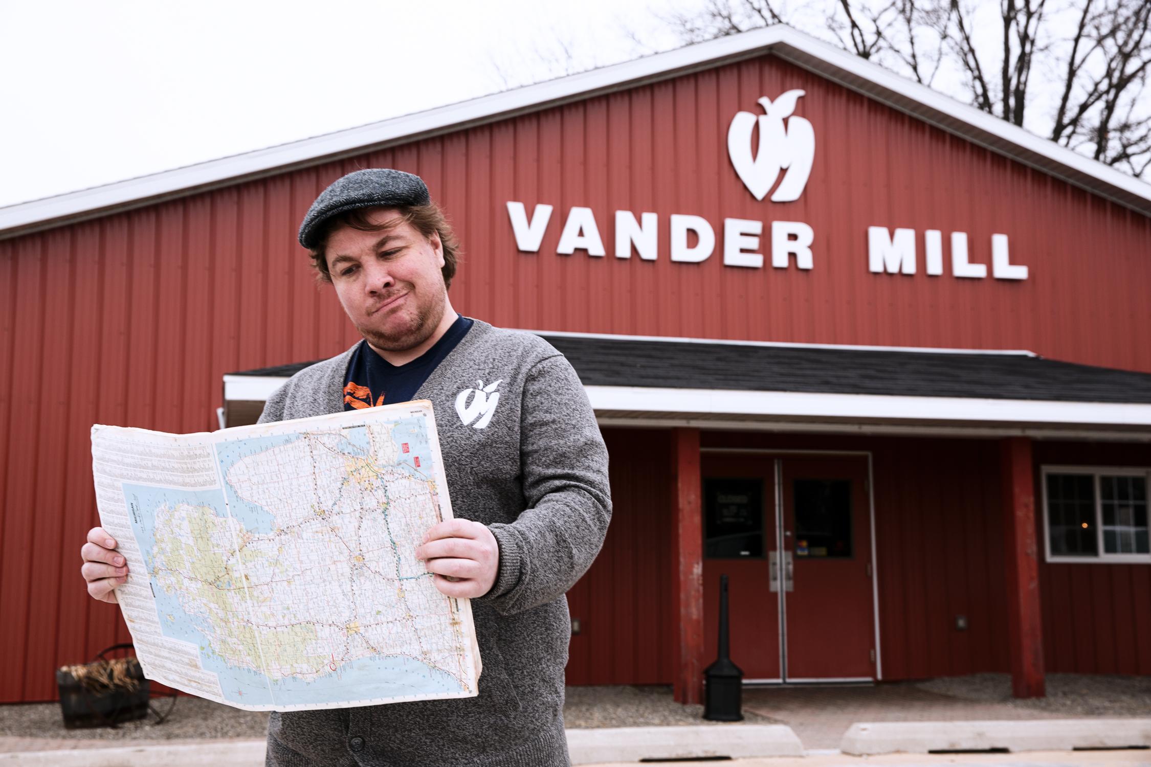 Find Vander Mill