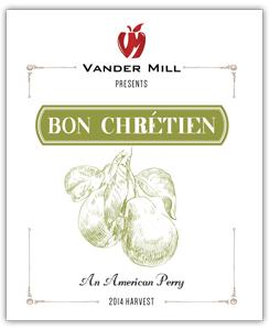 Bon Cheretin Label