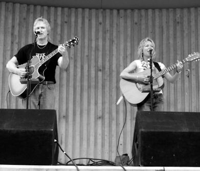 Damstra Spring live at the Mill