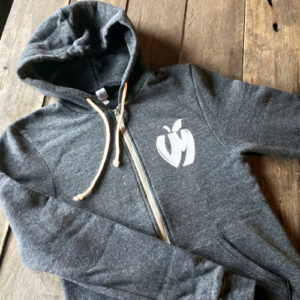 VM Hoodie Charcoal Grey