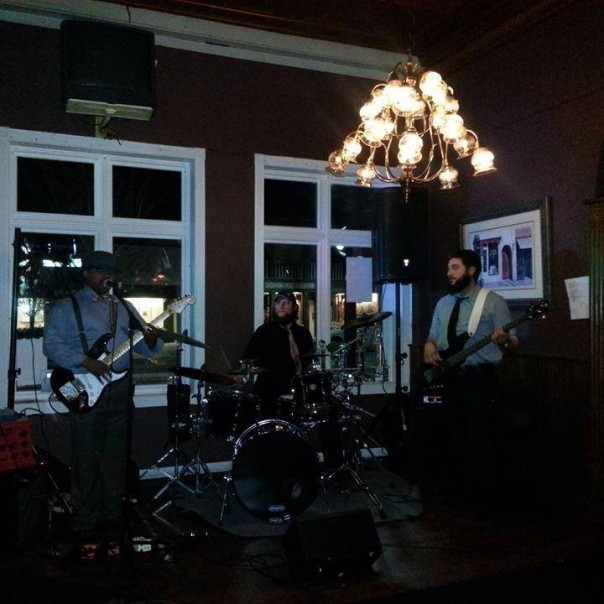 Marlane Lewis live at the Mill
