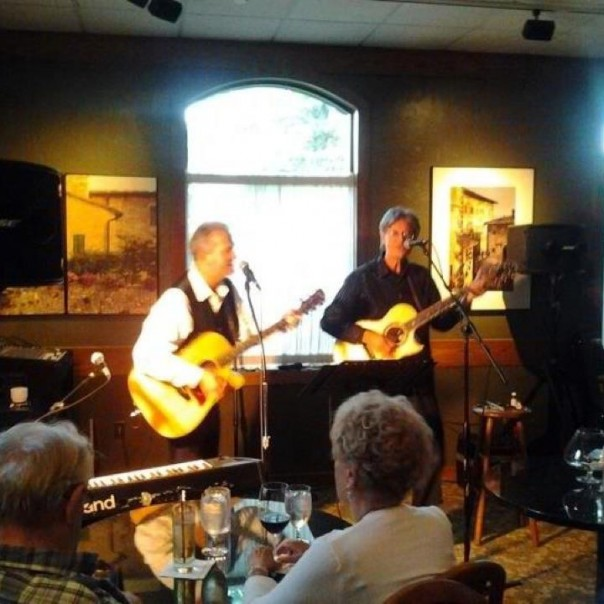 Martin and Lamm live at the Mill