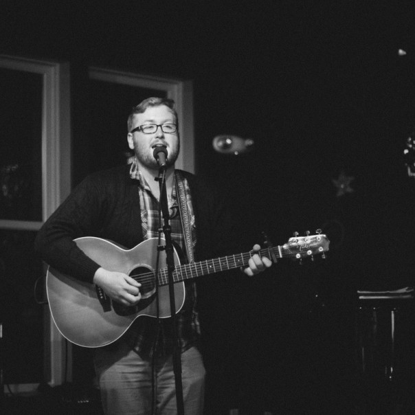 RJ Nordlund live at the Mill