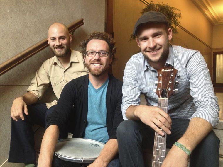 Scott Pellegrom Trio live a the Mill