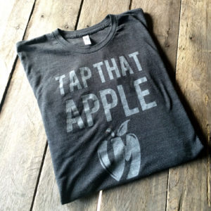 Tap that Apple