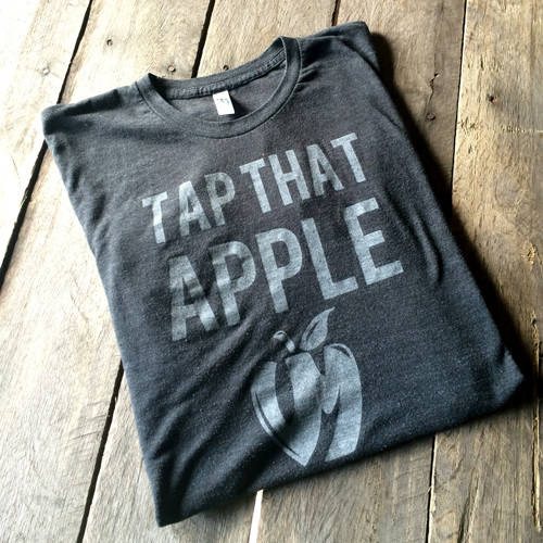 Tap that Apple