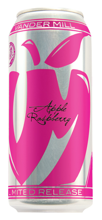 Apple Raspberry Can