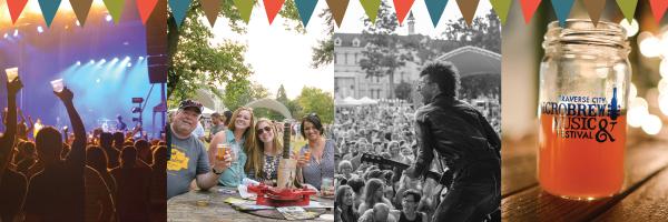 8th Annual Traverse City Summer Microbrew & Music Festival - Traverse City, MI