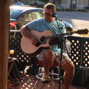Live Music from Dave Burel