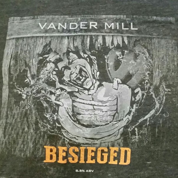 Besieged Tapping at Small Bar