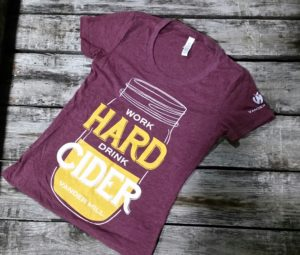 WMNS Work Hard Shirt