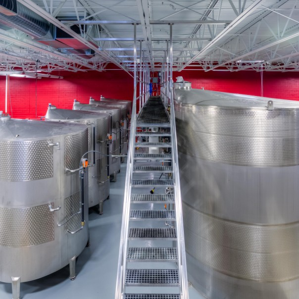 Vander Mill Cider Production Tours