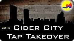 Cider City Tap Takeover