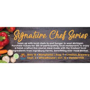 Chef Series at Vander Mill