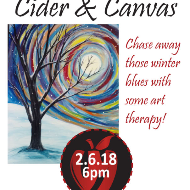 Cider and Canvas