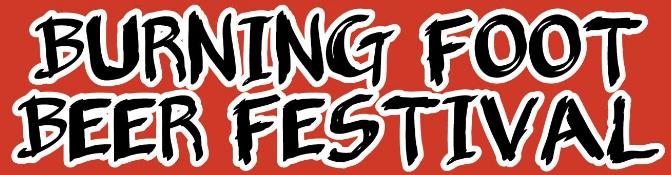 Burning Foot Beer Festival