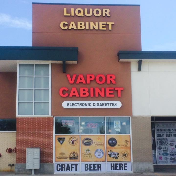 Cider Tasting at The Liquor Cabinet!