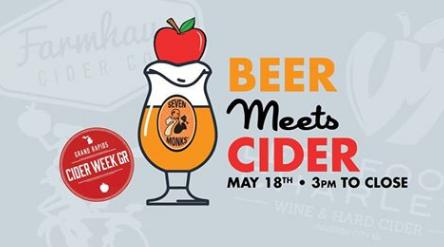 Beer Meets Cider- Cider Week Feature