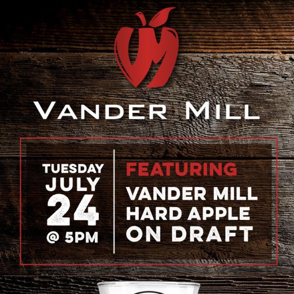 Vander Mill at MacKenzie Pub