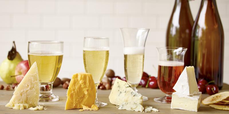 Cider + Cheese Tasting