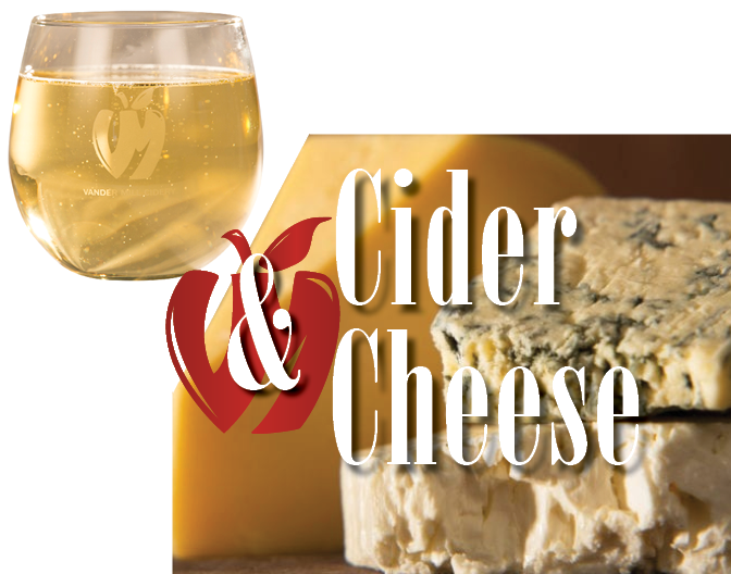 Cider & Cheese at Vander Mill Grand Rapids