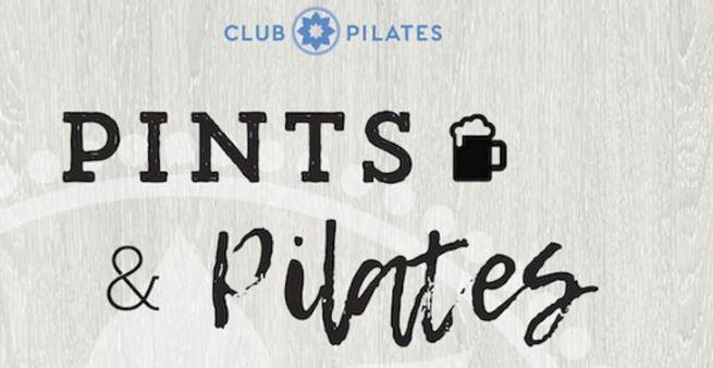 Pints + Pilates
