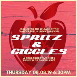 Spritz & Giggles Release at Links Taproom