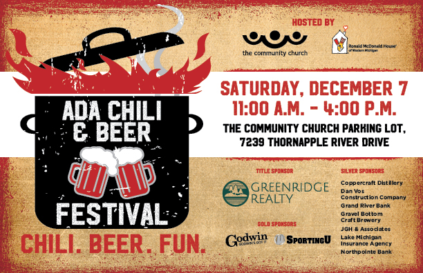 Vander Mill at the Ada Chili & Beer Festival