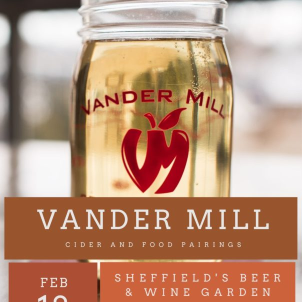 Cider and Food Pairings at Sheffield's